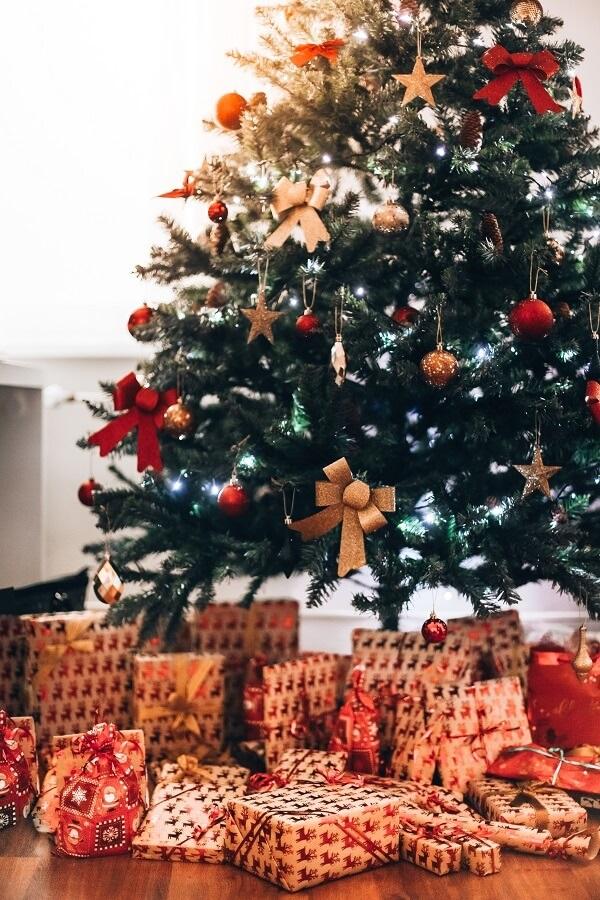 Christmas gift tracker and budget tracker